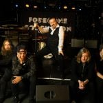 Camden plays along with the joke in David Brent: Life on the Road
