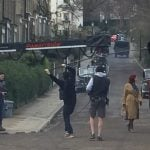 Camden and Southwark: Allied with A-listers Pitt and Cotillard